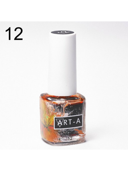 Art-A Аква краска, 12, 5 ml