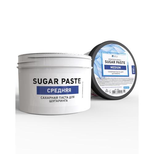 Сахарная паста для шугаринга «Sugar» (550 г.) средняя в Ижевске