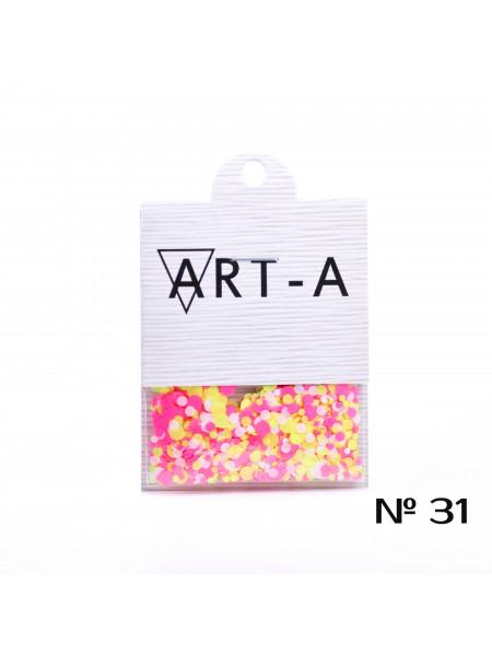 Камифубуки для дизайна ногтей №31