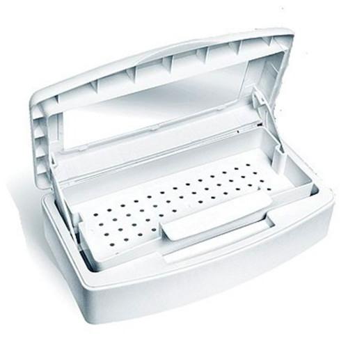 Пластиковый контейнер для стерилизации маникюрных инструментов в Ижевске