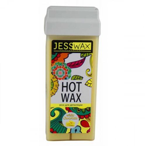 Воск для депиляции в картридже JessWax WHITE CHOCOLATE (100 мл) в Ижевске